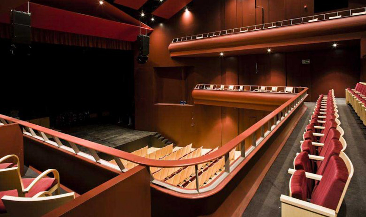 Theater Design, Architecture, and Theater Seating | Preferred-Seating.com